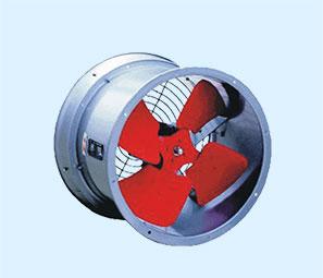 DKG型管道轴流式通风机