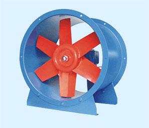 DHF型轴流通风机