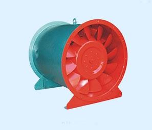 HTF(B)型消防斜流排烟工业风机