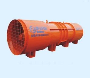 SDFG变频调速隧道专用工业风机